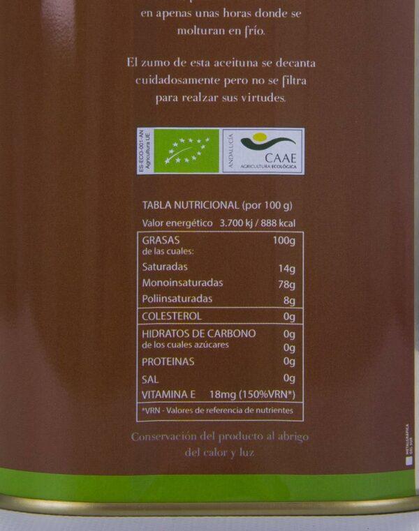 Aceite ecológico 3L